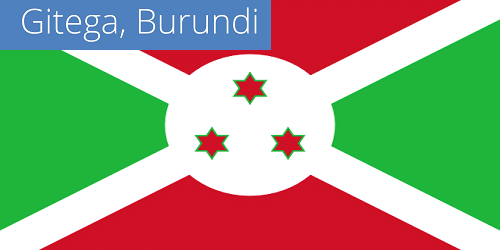 Burundi names Gitega as new capital