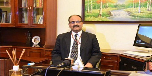 Dr. Ajay Bhushan Pandey takes over as Revenue Secretary