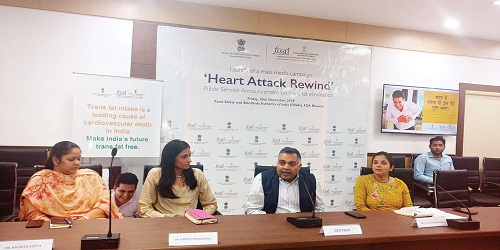 FSSAI launches new campaign to eliminate trans fats by 2022
