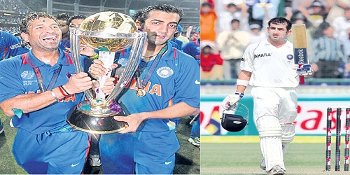 Gautam Gambhir announced retirement from all forms of cricket