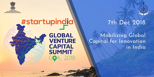 Global Venture Capital Summit 2018 held in Goa