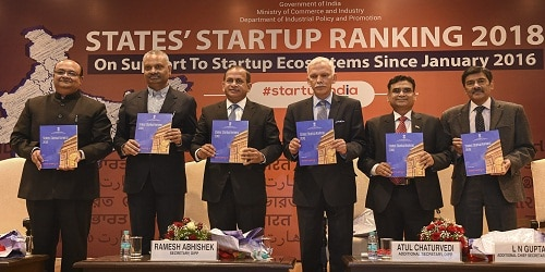 Gujarat Ranked Best Performer in Start-up Ranking 2018