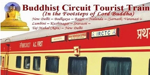 Indian Railways launched new Buddhist Circuit Tourist Train