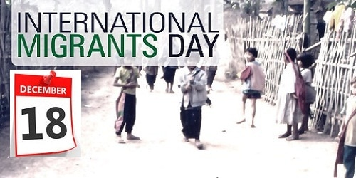 International Migrants Day - December 18