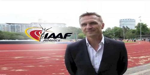 Jon Ridgeon Appointed CEO of IAAF