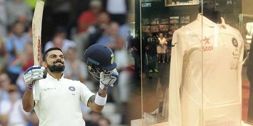 Kohli honoured by Bradman Museum ahead of India-Aus Test