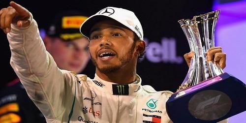 Lewis Hamilton awarded Drivers' Dri