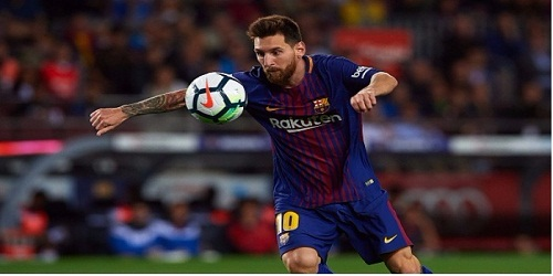 Lionel Messi surpasses Cristiano Ronaldo to be Champions League top goal scorer