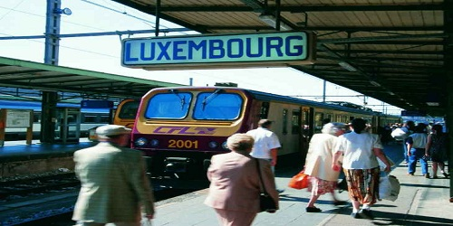 Luxembourg became the first country to make public transport free