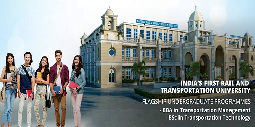 NRTI India's first and World's third railway university at Vadodara, dedicated by Railway Minister Piyush Goyal & Gujarat Chief Minister Vijay Rupani