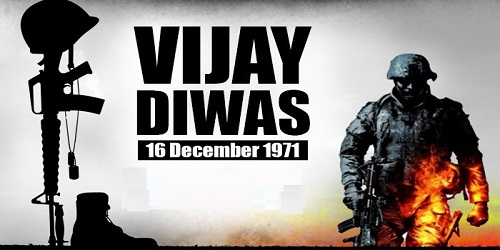Nation celebrates Vijay Diwas to commemorate India's victory over Pakistan in 1971 war on December 16