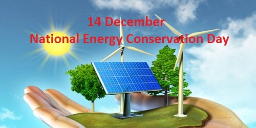 National Energy Conservation Day 2018-December 14