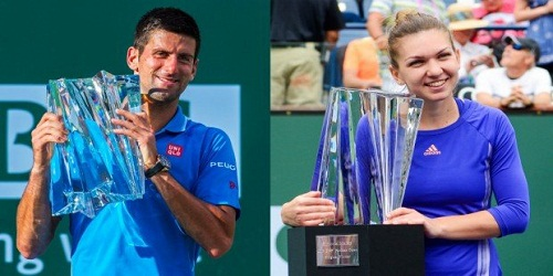Novak Djokovic and Simona Halep named 2018 ITF world champions