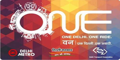 'One Delhi One Ride