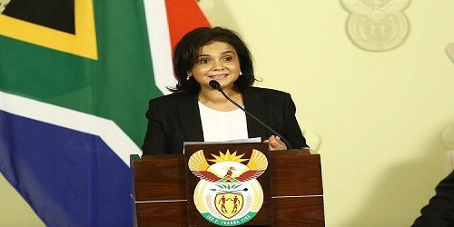 Shamila Batohi appointed head of South Africa's National Prosecuting Authority