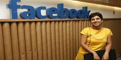SoftBank Vision Fund gets Facebook's Kirthiga Reddy as first venture partner