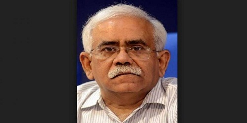 Sudhir Bhargava Appointed New Information Chief Commissioner