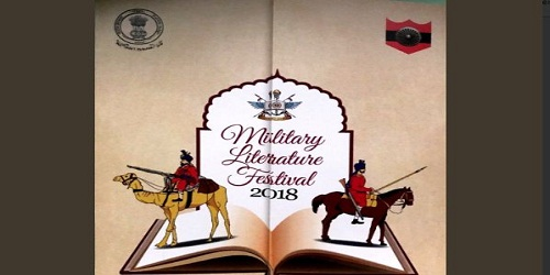 Three Day Military Literature Festival 2018 jointly organized by Punjab, Haryana and Indian Army was held in Chandigarh