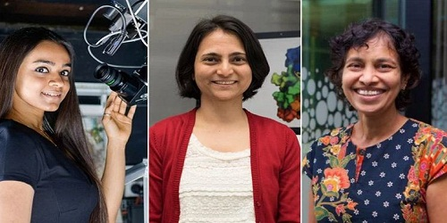 Three Indian-origin women scientists awarded by Australian government un STEM to act as influencers in science field for women and girls