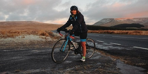 Vedangi Kulkarni, Indian, became the fastest Asian to cycle the globe