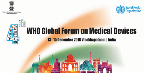 WHO Global Forum on Medical Devices held in Visakhapatnam
