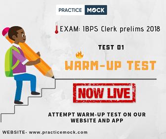 warm up test-2