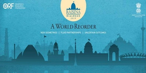 4th Edition of Raisina Dialogue