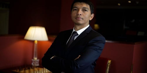 Andry Rajoelina New President of Madagascar