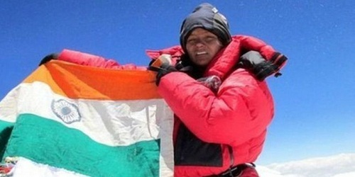 Arunima Sinha becomes first female amputee to climb the highest peak of Antarctica - Mt Vinson