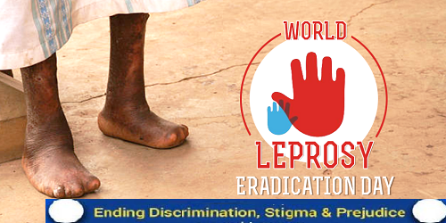 World Leprosy Eradication Day 2019