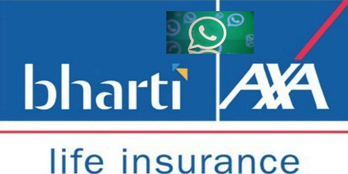 Bharti AXA Life uses WhatsApp to deliver policy