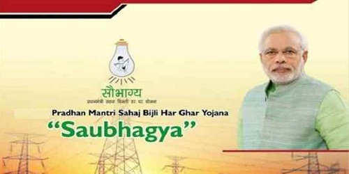 Hundred percent household electrification achieved in 25 states under SAUBHAGYA scheme
