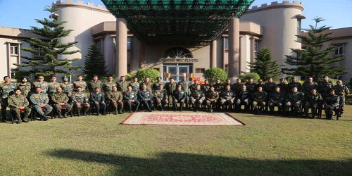 India-Myanmar bilateral army exercise