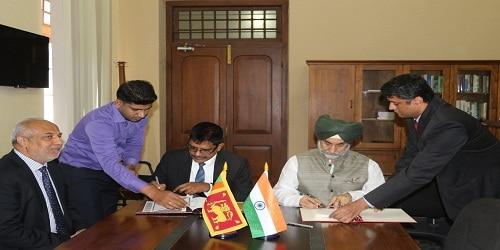 India signs MoU with Sri Lanka to modernize facilities at Vipulananda Institute of Aesthetic Studies in Batticaloa in Sri Lanka