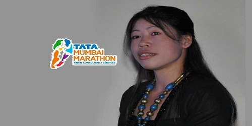 Mary Kom named event ambassador of 16th Tata Mumbai Marathon