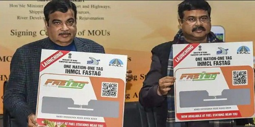 NHAI collaborate with Oil Marketing Companies for issuance of FASTags