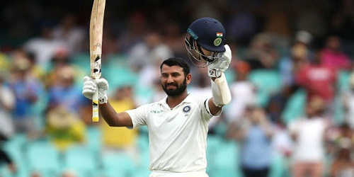 Pujara faces 1258 balls in Australia series, breaks Dravid's record