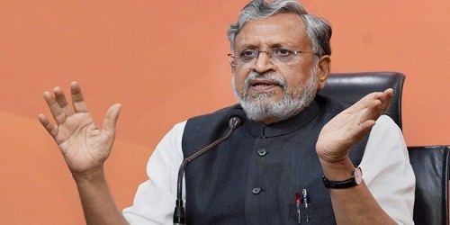 Sushil Modi to head committee on GST revenue shortfall faced by states