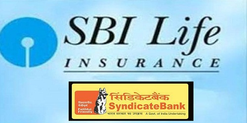 Syndicate Bank and SBI Life Insurance