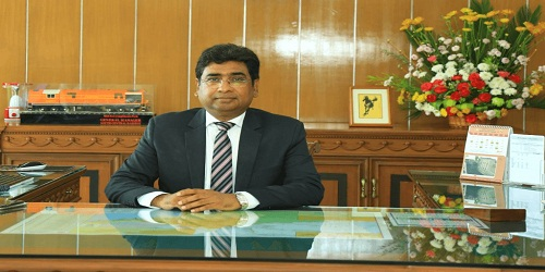VK Yadav appointed new chairman of Railway Board