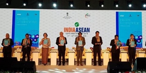 4th India-ASEAN Expo and Summit held in New Delhi
