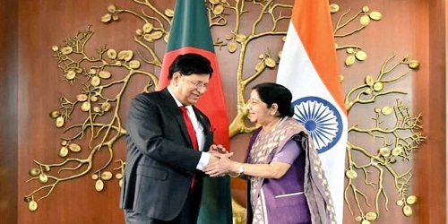 5th India-Bangladesh Joint Consultative Committee Meeting