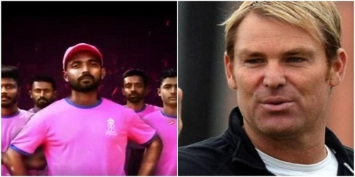 Australia spin legend Shane Warne named brand ambassador of Rajasthan Royals