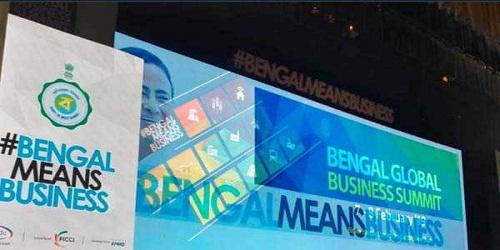 Bengal Global Summit held in Kolkata