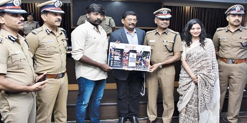 Chennai Police Commissioner launches mobile app Digicop