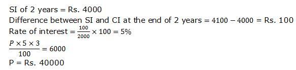 Compound Interest Q1