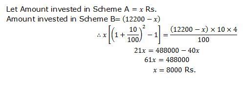 Compound Interest Q4