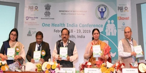 Dr. Harsh Vardhan inaugurated the One Health India Conference 2019 in New Delhi