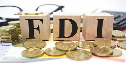 FDI during April to December 2018-19 falls 7% to USD 33.49 billion