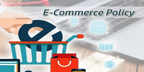 Government released draft e-commerce policy